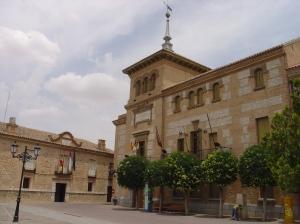 Consuegra Town Square