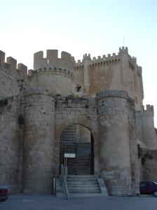 Penafiel Castle Gateway