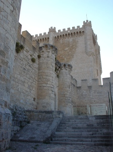 Penafiel Castle Entrance