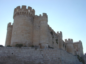 Penafiel Castle West Turret