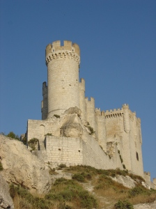 Penafiel Castle East Turret.