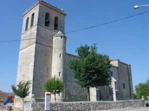 Cogeses de Iscar old church